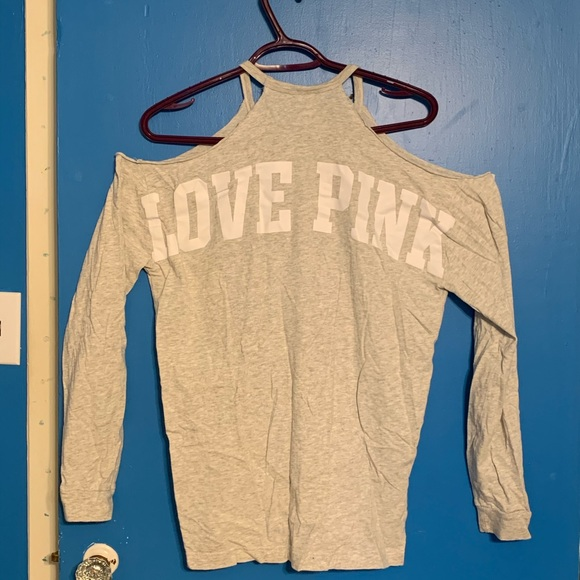 PINK Victoria's Secret Tops - Long sleeve shirt.